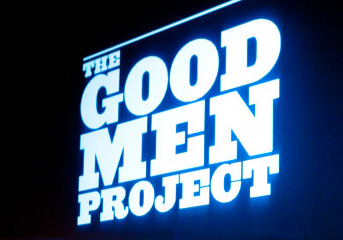The Good Men Project bright lights