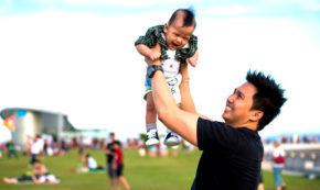 A Simple List of 100 Ways to Be a Good Father