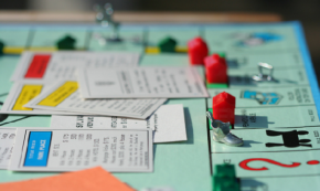 Monopoly: Almost as Unfair as Real Life