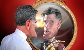 The Greatest Mitt Romney Speech You've Never Heard
