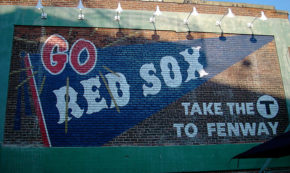 Sports Talk Flash Fiction:  BoSox Rule!
