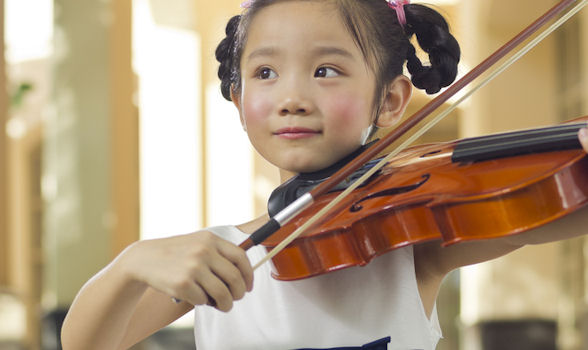 Little Kids That Know How To Play Violin