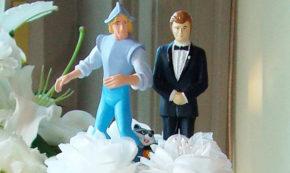 The Wedding Cake Topper