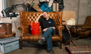 "Susie Meister Interviews ""Hoarders"" Extreme Cleaning Specialist Matt Paxton"