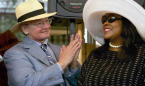 5 Hopelessly Romantic Facts About the Late Roger Ebert and His Wife Chaz