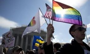 NEW POLL: Gay Marriage Support Up, Abortion Support Down