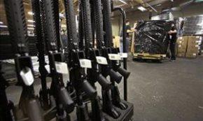 Senate Votes to Allow Debate on Gun Control Bill