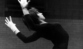 The Meister Piece:  Nadia Comaneci