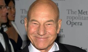 What Do You Think of Patrick Stewart's Response to a Fan's Question? (Video)
