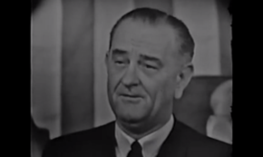 "50-Year Anniversary of LBJ's ""War On Poverty"" State of the Union Address (video)"
