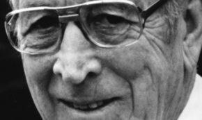 John Wooden Closeup
