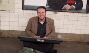 Meet Joshua, a Real 'Human of New York,' and Hear Him Sing
