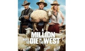 """A Million Ways to Die in the West""A Big Disappointment"