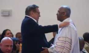 The Truly Sad Fact About Donald Sterling Attending A Black Church Service