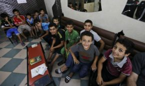 What is Happening to the Mental Health of Young People Caught up in Gaza Conflict?