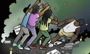 The Ferguson Heroes (Comic)