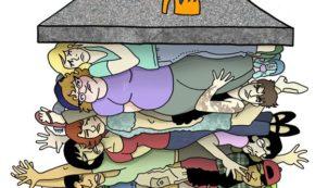 The Sexist Drag Queen (a Comic)