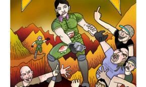 Not Doomed (a Comic)