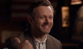 Michael Sheen, a 'Master of Sex', On Being a Very Fancy British Person