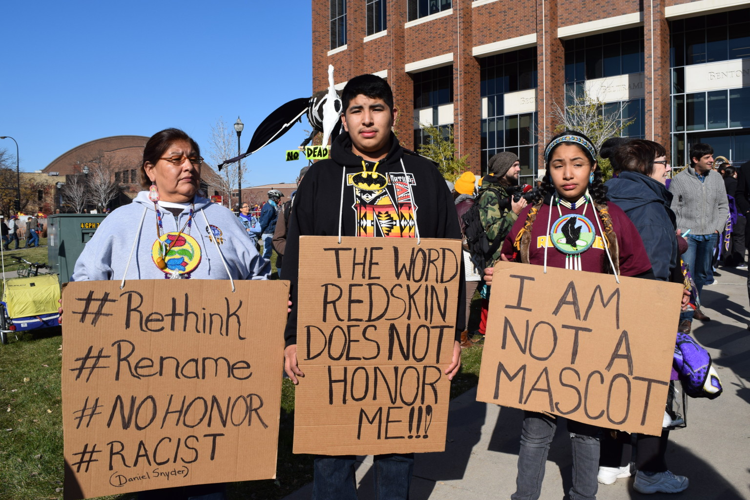 Ethics of native american mascots essay