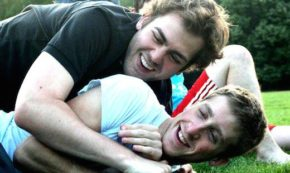 Don't Apologize for Wanting to Embrace Bromance and Intimacy