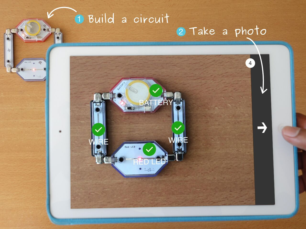 Product Review Light Up Tesla Kit App The Good Men Project Circuit Kits For Kids