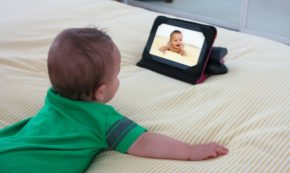 babies and technology