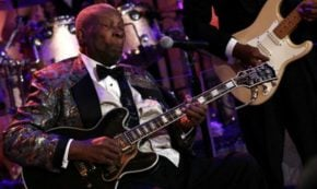 BB King was Great Because He Played Out of Tune