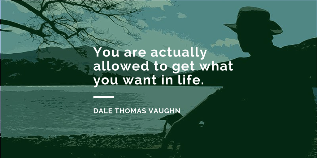 Dale Thomas Vaughn - What if Life Were Easier?
