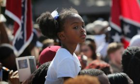 The Day I Watched the Confederate Flag Come Down