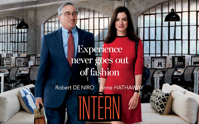 a dad s perspective on the movie the intern finally a movie