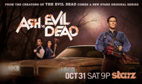 Hail To The King Baby: Bruce Campbell's Ash vs. Evil Dead Interview!