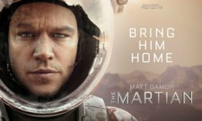 'The Martian': One Man's Quest to Survive on a Harsh Planet