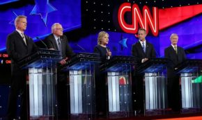 Democratic Presidential Debate in Stark Contrast to its Republican Counterpart