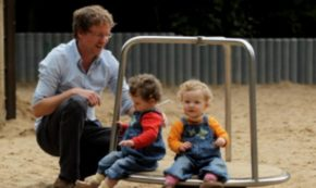 "Why are Dutch Kids so Happy? Maybe it's the Weekly ""Daddy Day"""