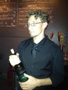 Dale Wine Bottle tall
