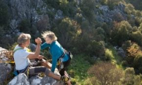 What Rock Climbing Taught Me About Love