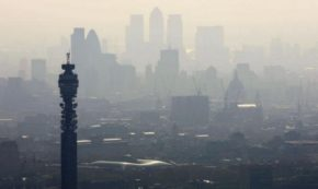 One in Every Four London School Students Exposed to Illegal Air Pollution Levels