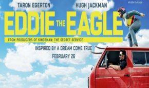 Taron Egerton Soars in 'Eddie the Eagle'