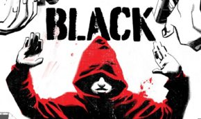In Depth Interview with 'BLACK' Graphic Novel Creators!