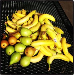 Recoved Bananas