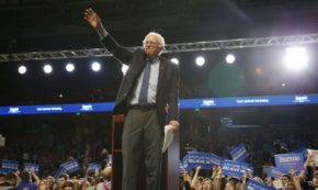 Bernie Sanders, Post Nevada Loss, Pledges Political Upset in Philadelphia
