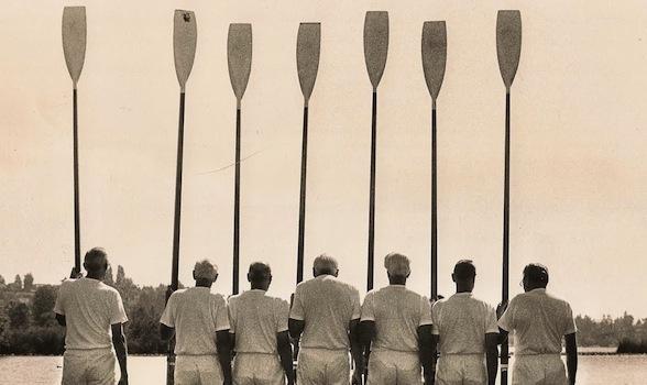 Rowing Guys 588