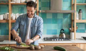 Vegan Men: Standing up for Healthy Living