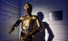 C-3PO Goes Solo