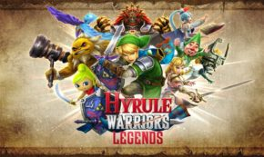 Hyrule Warriors Legends was playable at Wondercon
