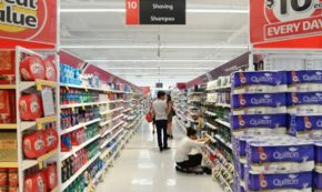 A Blessing in Aisle #9