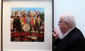 How Sgt. Pepper Got Its Cover