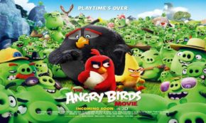 the angry birds, movie, sony pictures