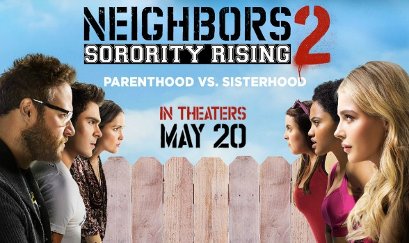 Neighbors 2 Sorority Rising A Hilarious Sequel The Good Men Project